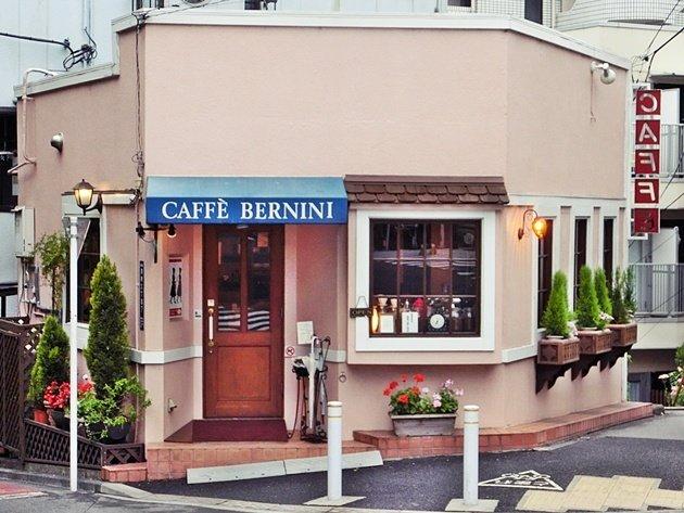 カフェ ベルニーニ